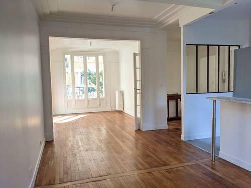 Loue appartement 4pièces 74m², 2chambres, cuisine équipée - Asnières-sur-Seine (92) - Centre Voltaire