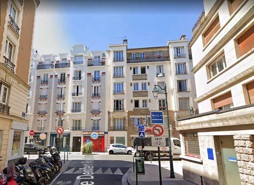 Loue T242m² à Asnières sur Seine quartier Bécon