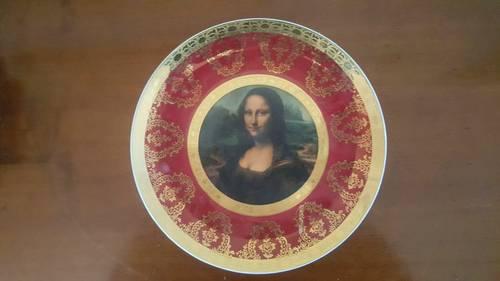 Propose - Assiette décorative - Limoges La Joconde