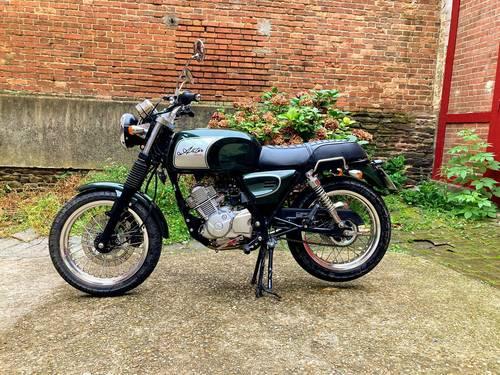 Vends moto Astor Orcal 125, 3144km · 2018