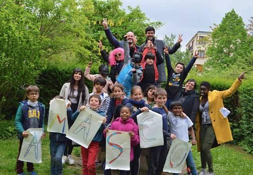 Ateliers Amasco recrute volontaires en service civique pour animation ateliers en région Ile-de-France