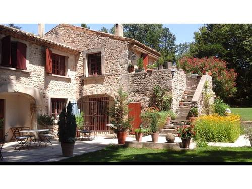 Loue chambres d'hôtes en Provence - Visan (84)