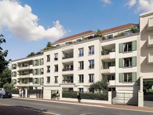 Vends appartements - T1à T5- Résidence du Clos - Maisons laffitte (78)