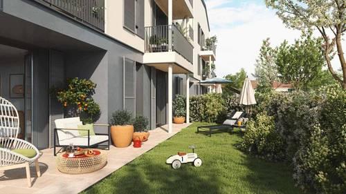 Vends appartements - T2à T4- Melia - Taverny (95)