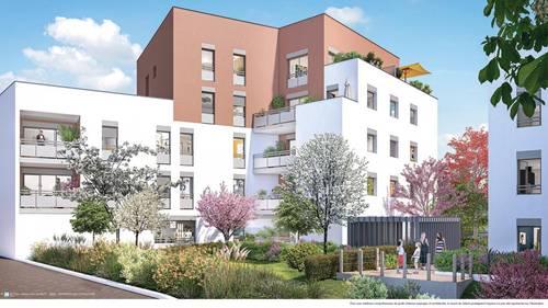 Vends appartements - T1à T4- Declic - Villeurbanne (69)