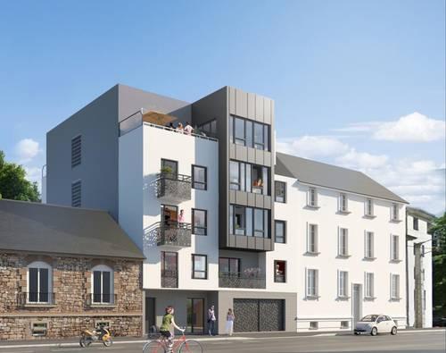 Vends appartements - T4- Atelier 6- Rennes (35)