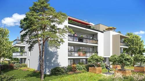 Vends appartements - T3à T4- Carré Ikebana - Caluire-et-cuire (69)