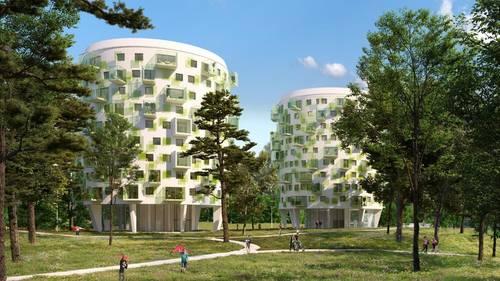 Vends appartements - T2à T4- Parc de Fontbelleau - Lormont (33)