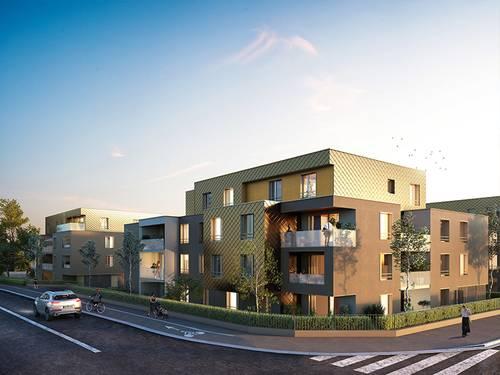 Vends appartements - T4- Carré Or - Brumath (67)