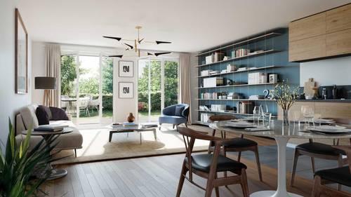 Vends appartements - Maison à T4- Amytis - Saint-maur-des-fossés (94)