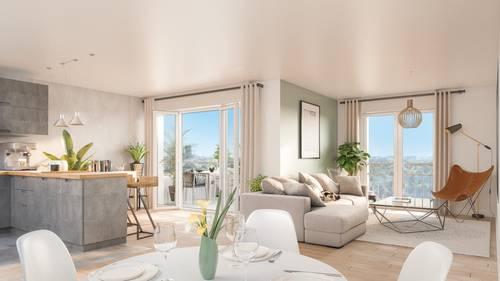 Vends appartements - T4- Résonance - Suresnes (92)