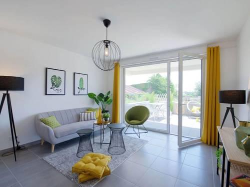 Vends appartements - T4- Arbor et Sens - Brumath (67)