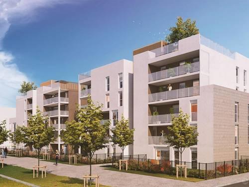 Vends appartements - T2à T4- Rooftop - Tours (37)