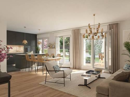Vends appartements - T4- 51, Rue Veuve Lacroix - La garenne-colombes (92)