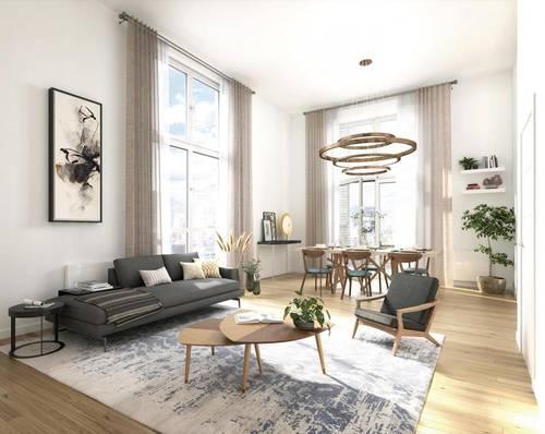 Vends appartements - T4- Allée du Colonel Fabien - Nanterre (92)