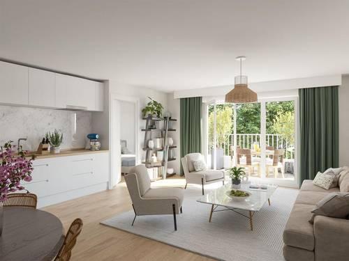Vends appartements - T1à T4- Grandeur Nature - Bondoufle (91)