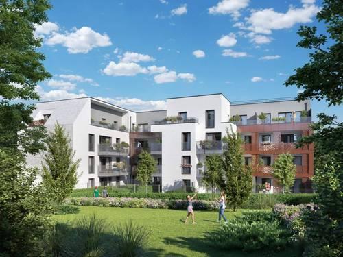 Vends appartements - T2à T5- Les Jardins d'Eugène - Orsay (91)