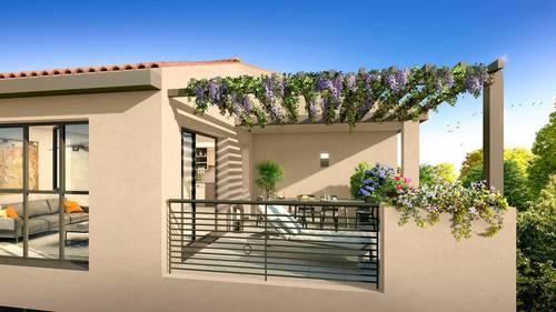 Vends appartements - T2à T4- Coeur Village - Puyricard (13)