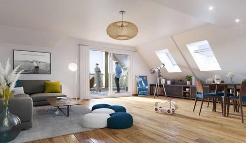 Vends appartements - T5- Villa Pauline - Saint malo (35)