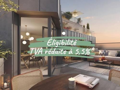 Vends appartements - T2à T4- Novo - Noisy-le-sec (93)