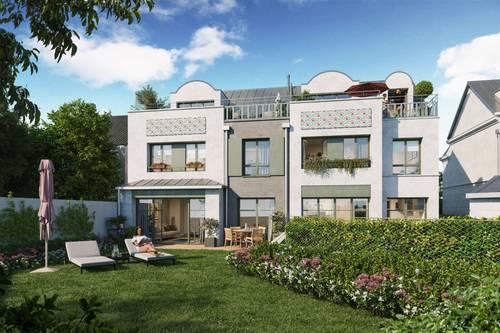 Vends appartements - Maison - Les Charmes - Clamart (92)