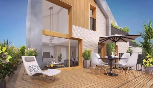 Vends appartements - T3à T4- L'Accord Parfait - Le vésinet (78)