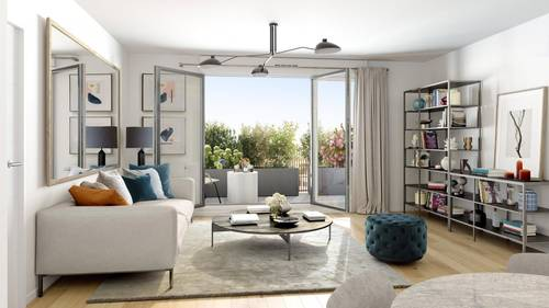Vends appartements - T3à T5- Résidence Privilèges - Clichy (92)