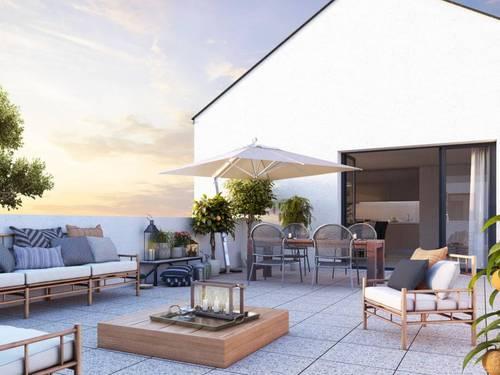 Vends appartements - T3à T4- Colombus - Tours (37)