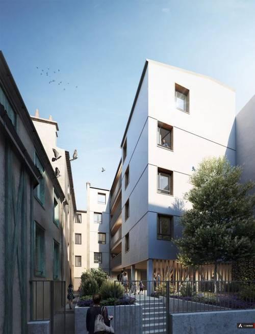 Vends appartements - T1à T3- L'Orée des Lices - Rennes (35)