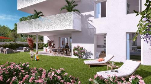 Vends appartements - T1à T5- Domaine d'Antonin - Montpellier (34)
