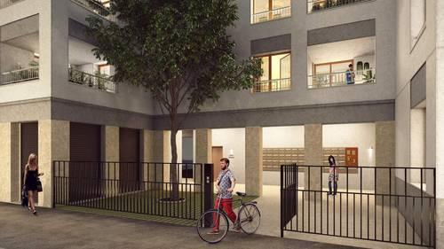 Vends appartements - T2à T5- Partition - Villeurbanne (69)
