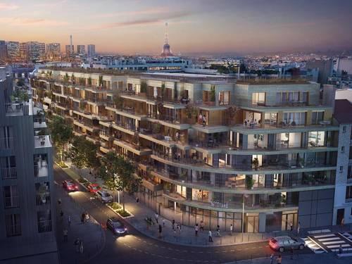 Vends appartements - T2à T5- Ateliers Vaugirard - Chapitre II - Paris (75)