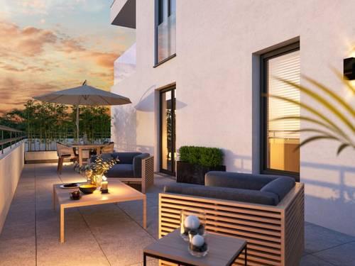 Vends appartements - T3à T4- Le Clos Lafayette - Villeurbanne (69)
