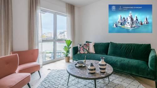Vends appartements - T3à T6et plus - Ascension Paysagère - Rennes (35)