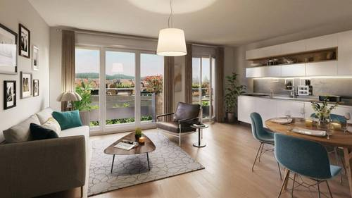Vends appartements - T3à T4- Lille proche métro Wazemmes - Lille (59)