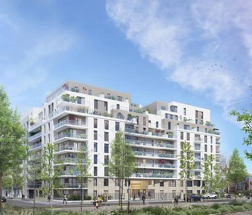 Vends appartements - T3à T5- 6Rue Paul Héroult