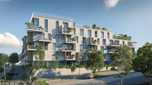 Vends appartements - T3à T5- Allée du parc - Massy (91)