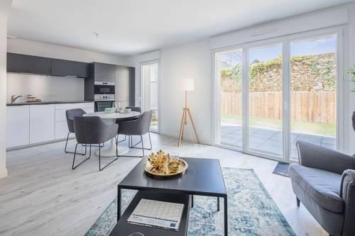 Vends appartements - Maison - Les allées de Nomény - Vannes (56)