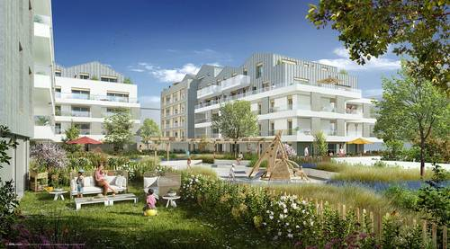 Vends appartements - T1à T4- Hope - Saint malo (35)