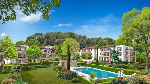 Vends appartements - T3- Domaine Castel Verde - Ventabren (13)