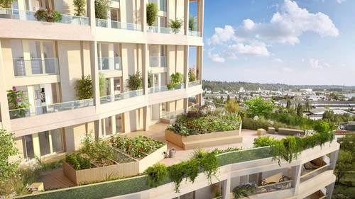 Vends appartements - T3- Le Belvédère - Bordonova - Bordeaux (33)