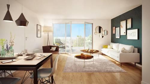 Vends appartements - T1à T4- Les Lucioles - Savigny-le-temple (77)