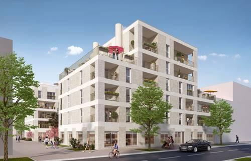 Vends appartements - T1à T5- Cosmopolitan - Nantes (44)