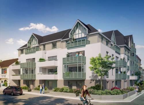 Vends appartements - T2à T5- Okéanos - La baule (44)