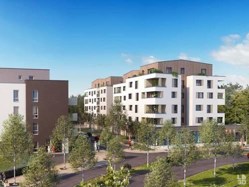 Vends appartements - T2à T4- Impulsion - Strasbourg (67)