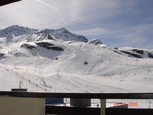 Loue appart 5/6pers Val Thorens pied pistes