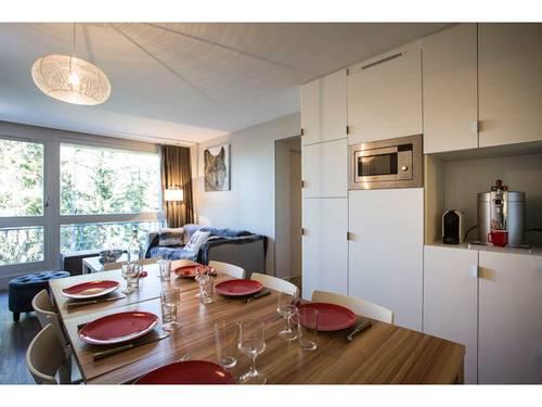 Loue Arc 1800appartement rénové Haut de gamme 8/10personnes