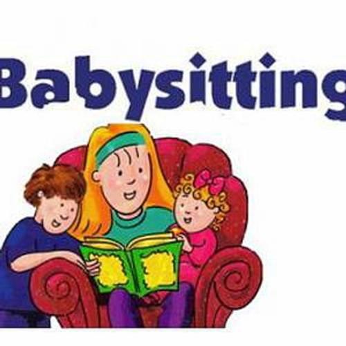 Babysitting / garde d'enfants