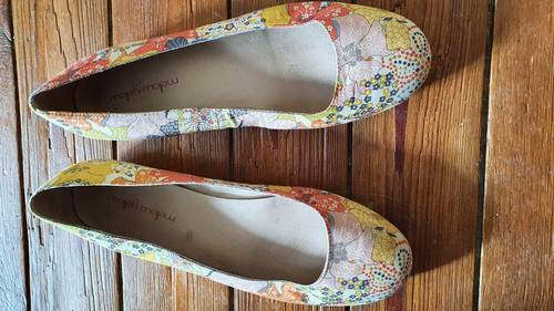 Vends ballerines mellow yellow pointure 39
