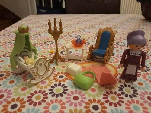 Ancienne nusery Playmobil